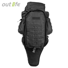 Outlife 60L Outdoor Military Backpack Pack Rucksack for Hunting Shooting Camping Trekking Hiking Tra