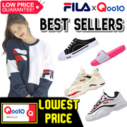[FILA]❗Lowest-Price in Qoo10❗ 21Types Sneakers Disruptor 2/Lay/ Shoes/ korean fasion/100% Authentic