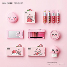 ★The Face Shop★ NEW! Sweet Apeach Edition kakao collection(eyes body wash tint creamsun stick)