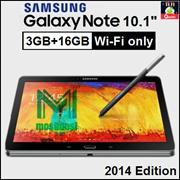 Samsung Galaxy Note 10.1 / 2014 Edition / Wi-Fi only / 3GB RAM / 16GB 32GB ROM / I925 / P600/T900