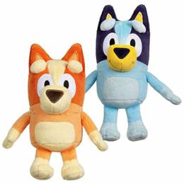 1pair/set Best Mate BLUEY  BINGO JUMBO Dog Friends ABC TV Plush Movie Christmas Figure Toy Plush Stu