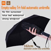 Xiaomi Automatic umbrella / 23 inches / High Efficiency UV blocking / One touch / Strong wind
