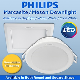 Philips Singapore Marcasite/Meson False Ceiling LED Downlight/ slim down light/