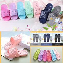 *FREE SHIPPING* 2017 Korean Design Non-slip Bathroom Slippers / Home Slippers / Office Slippers