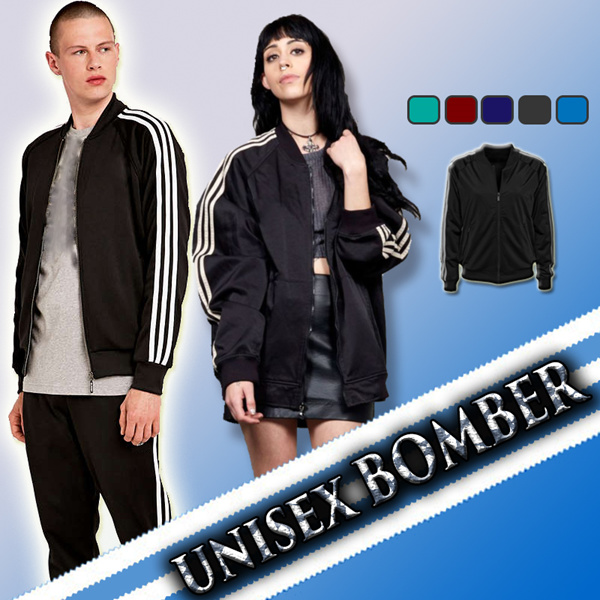 BOMBER JACKET new items available Deals for only Rp84.900 instead of Rp84.900