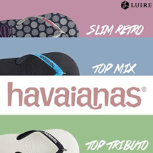 ★50% Shop Coupon + $10 Cart Coupon !!!★ [Havaianas] Top Tributo / Top Mix / Slim Retro. 100% Authentic