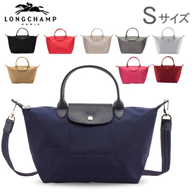 b9e8f0158f Long Shan LONGCHAMP Le · pre age neo S size tote bag diagonal bag 1512 578