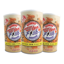 Hoe Hup Salted Egg Fish Skin (105g x 3 packs)
