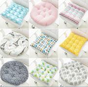 [Buy 3 free shipping] Cushion  office chair cushion tatami round soft cushion
