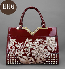 Brand new packages a middle-aged lady bag LV Vernis single mom and Europe shoulder-slung premium pac