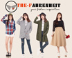 The-Fahrenheit NEW February Asian Collection! Grab It Fast!
