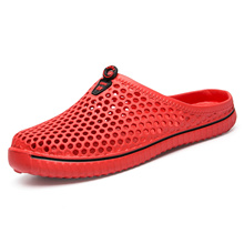 c7caef2b41e1 Quick View Window OpenWishAdd to Cart. rate new. wholesale Hollow Out Men  Slippers Summer Shoes ...