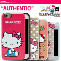 ★Authentic★Hello Kitty Case/Tempered glass/Cable/Powerbank★Galaxy S8/Plus/S7/Edge/S6/Note5/iPhone7/6