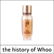 [The History Of Whoo] Bichup First Care Moisture Anti Aging Essence Sample 15ml [Mini Size] / Circulation Essence
