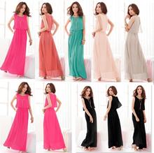2017 NEWEST Fashion Women s Boho Bohemian Plus Size Chiffon Baggy Summer Beach Long Maxi Dress Long