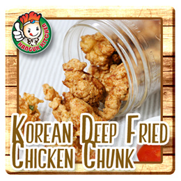 Korean Deep Fried Chicken Chunk 2KG