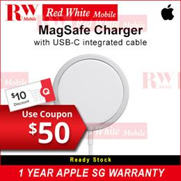 Apple MagSafe Charger-Apple SG Warranty
