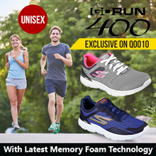 [SKECHERS] GO RUN 400 and DYNAMIGHT | EXCLUSIVE on Qoo10 | Memory Shoes  | Unisex