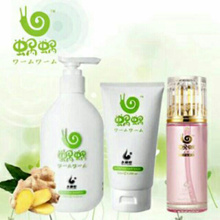WOWO SHAMPOO PURE GINGER ANTI HAIR LOSS