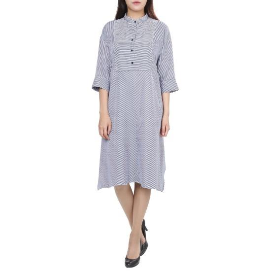 セカンドフロアセルリアンワンピースSWMR3WOQ21 面ワンピース/ 韓国ファッション