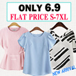 Flat Price Collection Plus size Promote  S-7XL dress /dresses/tops/blouse/shorts