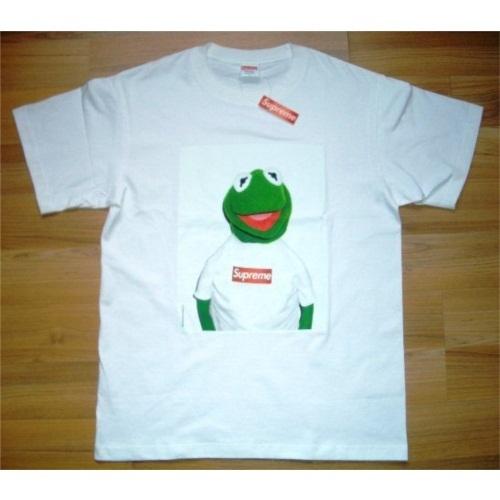 t shirt supreme kermit