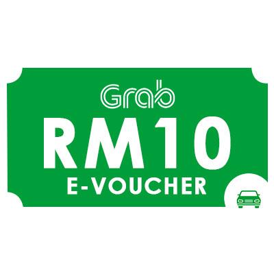 Grab E-Vouchers RM10