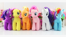 My Little Pony Dolls / Soft Toys / Plush Toys / Children Toys