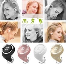 Black Friday Sales Promotion Bluetooth 4.1 Mini In-Ear Wireless Sport Earbuds Headset Stereo Earphon