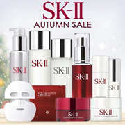 SK-II SALE! CRYSTAL CLEAR SKIN IN 14 DAYS.