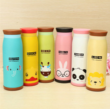 Thermos where unique drinking bottles are cute characters 500ml Thermos place a unique drink # SJ004..