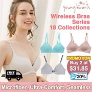 4e6c23106d7257 Qoo10 - Junior Vest Bra Seri   Underwear   Socks