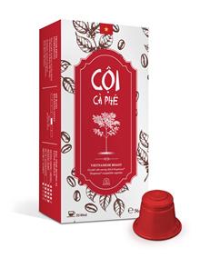 10 Caps/Box Coi Ca Phe Vietnamese Roast Nespresso® Compatible Capsule