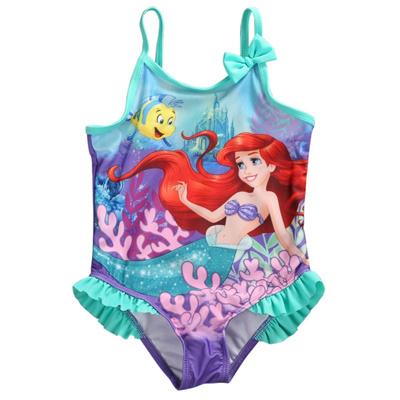 5bef61514740c Summer 2017 Kids Baby Girls Little Mermaid Bikini Set Swimsuit Swimwear  Bathing Suit Swimming Clothe