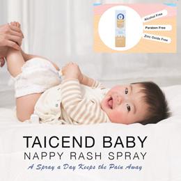 TAICEND Baby Nappy Rash Spray
