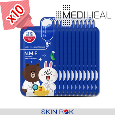 Qoo10 - mediheal line friends ampoule mask Search Results : (Q·Ranking): Items now on sale at qoo10.sg