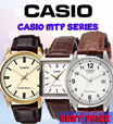 CASIO FOR MEN AND WOMEN TYPE MTP 100% AUTHENTIC / Jam tangan / Jam tangan unisex / branded watch