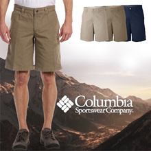 [COLUMBIA] MENS ROC™ II SHORT - 3 CLOLORS / 100% genuine / Lowest price in Qoo10 /  culumbia /