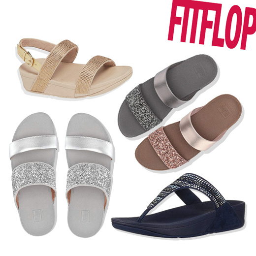 Qoo10 - [Fitflop] 100%Authentic 22Type