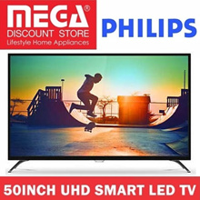 PHILIPS 50PUT6002 50INCH UHD SMART LED TV / LOCAL WARRANTY