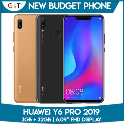 [US$122 16](▼30%)HUAWEI Y6 Pro 2019 (Pre-Order Available )