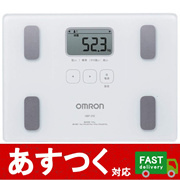 (Omron Weight Body Composition Meter Karada Scan HBF - 212 White) Thin 28 mm A 4 Size Compact Weight..