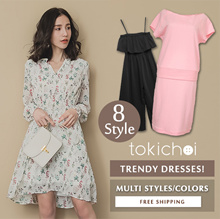TOKICHOI - Special Deal! Trendy Jumpsuit Multi Colors/Styles/Women/Ladies Clothing-Free Shipping