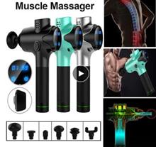 Bestseller⭐PHOENIX Massage Gun A1 / A2 / A3 Pro Version Electronic Therapy Muscle Massage