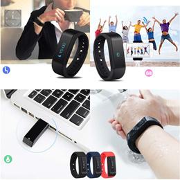 New i5 Plus Smart Wristband Bluetooth 4.0 Waterproof Pedometer Fitness Smartband