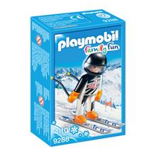 Playmobil Family Fun 9288 Ski Player