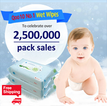 ◆104th RESTOCK◆Jeju Wet wipes/ NO.1 Wet Wipes in SG /Manufactured on JAN.23.2019