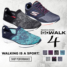 [SKECHERS GO WALK 4] EXCLUSIVE Sport Shoes. New Arrival! 100% Authentic.