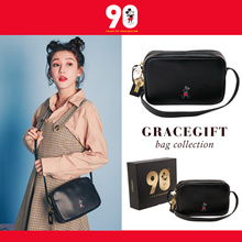 Gracegift-Disney Mickey 90Th Anniversary Shoulder Bag/Women/Ladies/Girls Shoes/Taiwan Fashion