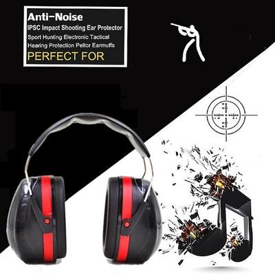 37 NRR EAR MUFFS HEARING NOISE PROTECTION PHONES SHOOTING GUN RANGE REDUCTION